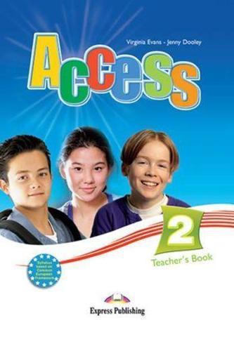 Access 2. Teacher's Book. Elementary. Книга для учителя.