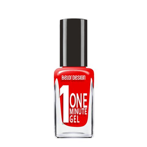 BelorDesign One Minute Gel Лак для ногтей тон 220 10мл