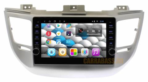 Головное устройство CB-1030T8 Hyundai Tucson (2016-2018) Android 8.1
