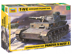 Немецкий средний танк T-IV E