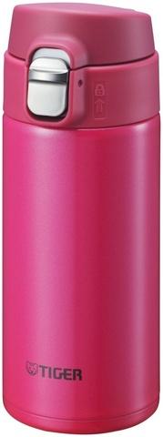 Термокружка Tiger MMJ-A (0,36 литра), розовая
