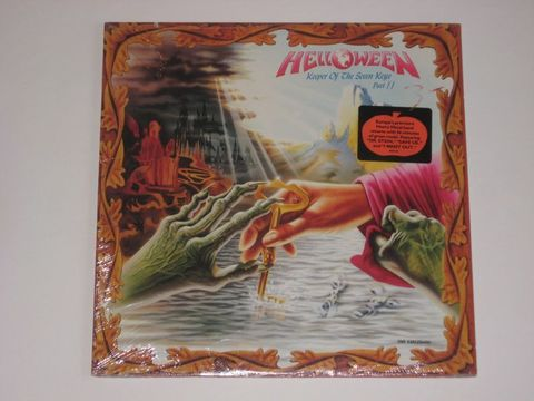 Helloween / Keeper Of The Seven Keys - Part II (LP)