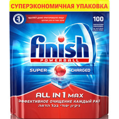 Таблетки д/пмм FINISH All in1  100шт