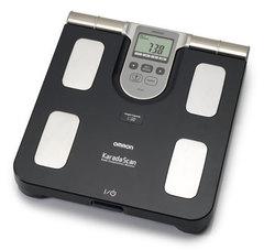 Анализатор состава тела. Весы напольные Омрон BF 508