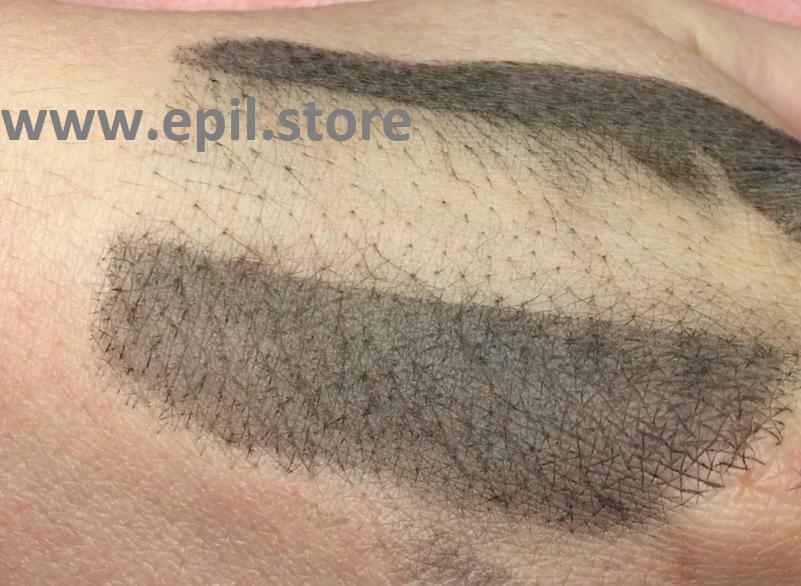 Краска-маркер устья волосяного фолликула