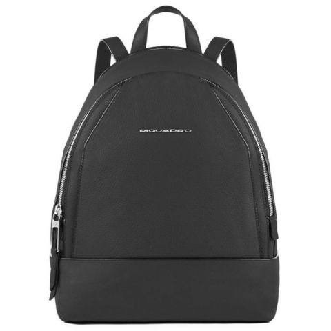 Рюкзак женский Piquadro Muse (CA4327MU/N) черный кожа