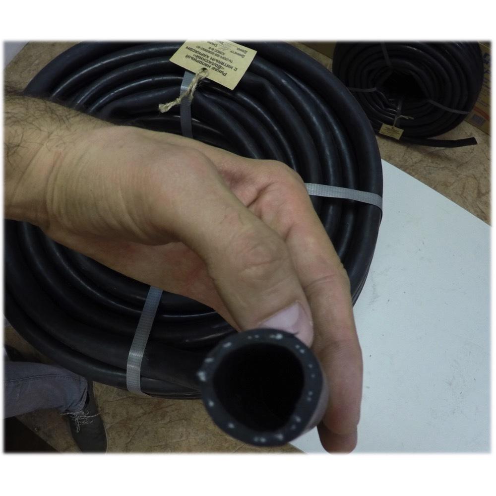 Шланг поливочный резиновый кордовый рукав 20мм, 50м (г.Волжский)