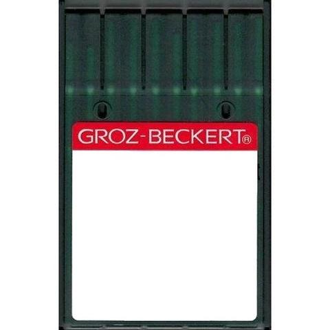 Groz Beckert DB*К5 SES/FFG трикотажные иглы для промышленных вышивальных машин №75 | Soliy.com.ua