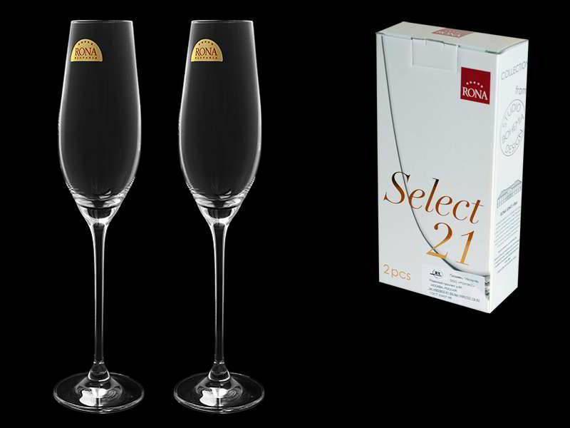 Набор из 2 бокалов для вина «Celebration», 210мл цена 2017