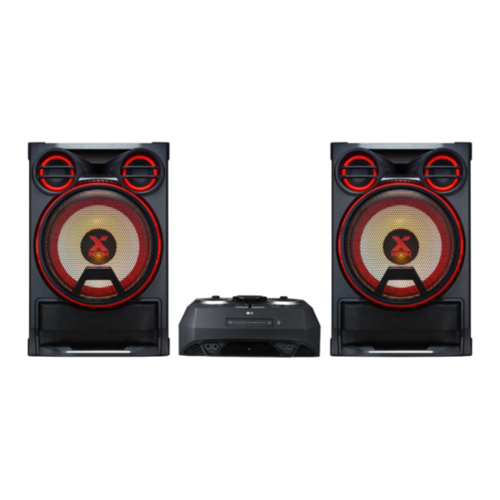 Аудиосистема LG с диджейскими функциями и караоке XBOOM CK99 + NK99 фото