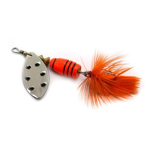 Блесна Extreme Fishing Total Obsession №1 5g 13-FluoOrange/S