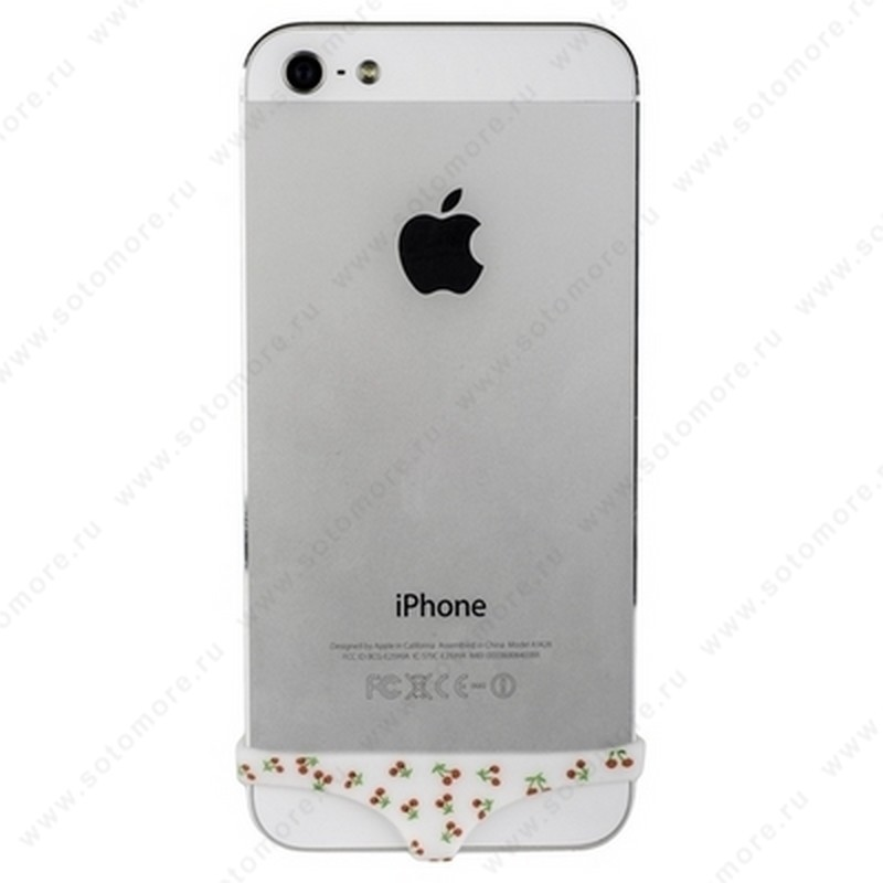 Чехольчик бикини для Apple iPhone 5s/ 5/ 4s /4 вид 17