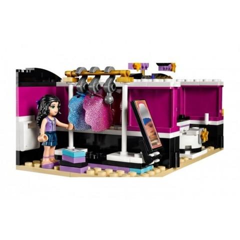 LEGO Friends: Поп звезда: Гримерная 41104 — Pop Star Dressing Room — Лего Френдз Друзья Подружки
