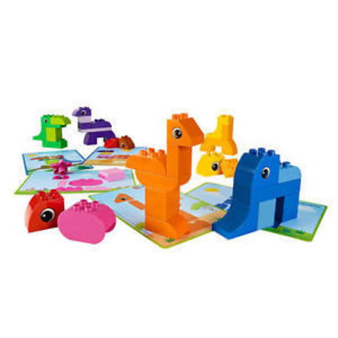 LEGO Education: Лото с животными DUPLO 45009 — Animal Bingo — Лего Образование