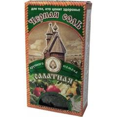 Соль Черная крупного помола салатная, 100 гр. (Соло-Ко)