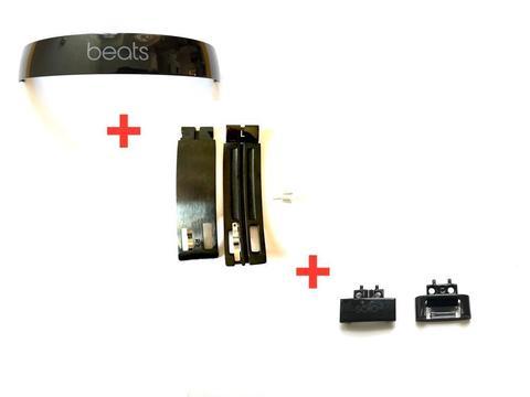 Комплект ремонта наушников Beats Solo 2.0/3.0 (Дуга + Металлический крепеж + Рельсы)