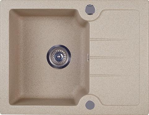 Мойка для кухни Kuppersberg MODENA 1B1D SAND
