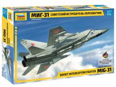 Самолет  «МиГ-31»