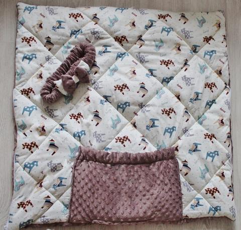 Одеяло - конверт - трансформер на выписку Игрушки