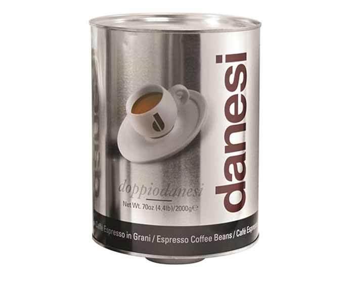 Кофе в зернах Danesi Doppio, 2 кг