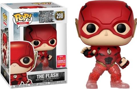 Фигурка Funko Pop! Movies: DC - Justice League - The Flash (Excl. to San Diego Comic Con)