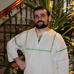 Крестильная рубашка для мужчин
