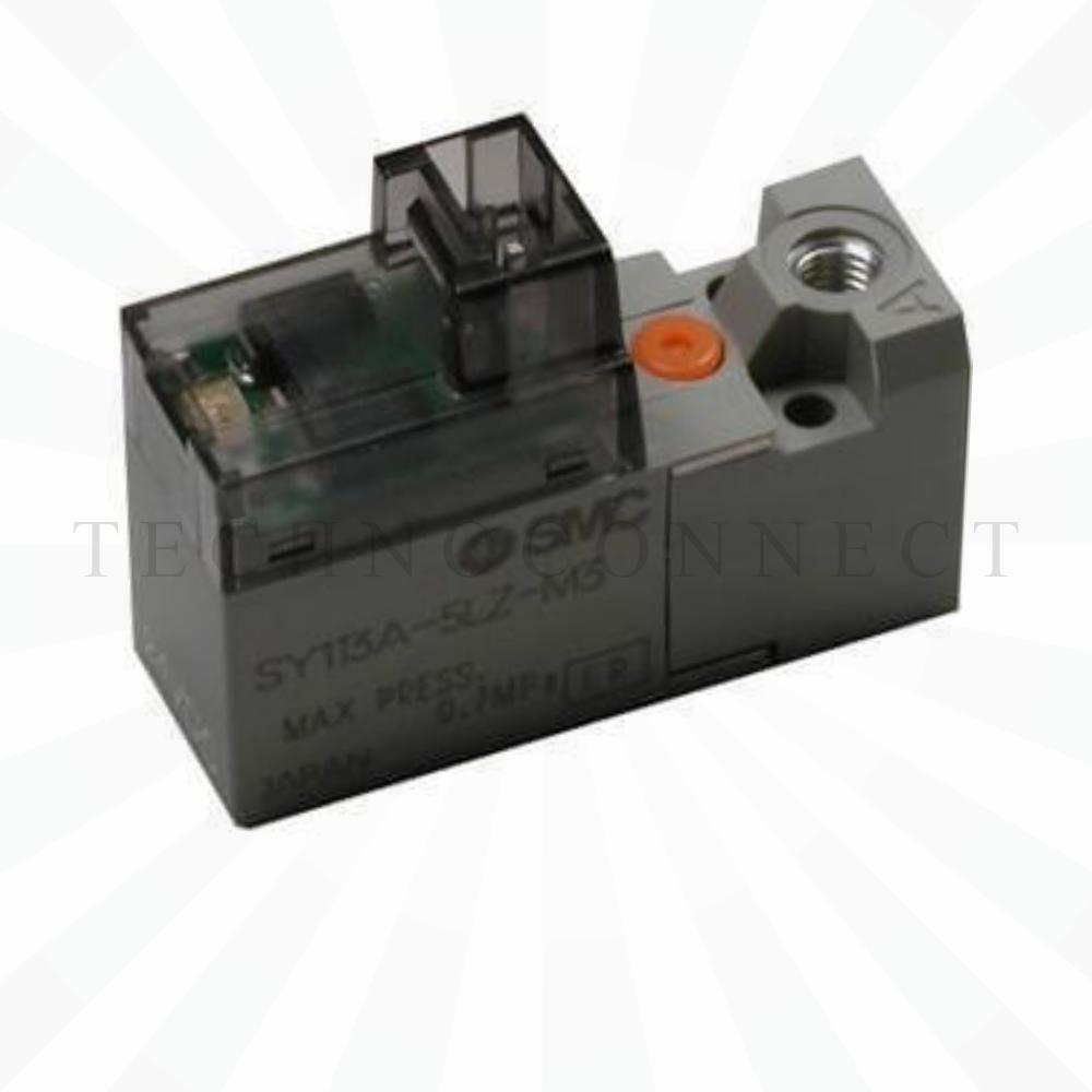 SY114-5LOZ-Q   3/2-Пневмораспределитель, 24VDC