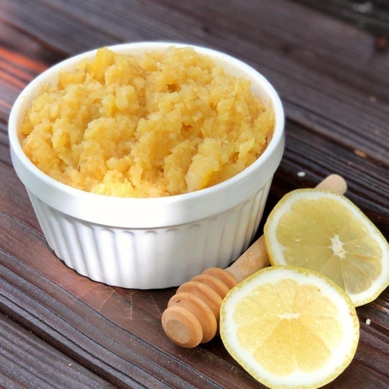 Фотография Имбирная смесь для иммунитета (мед 23%) / 500 гр купить в магазине Афлора