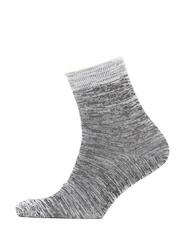 C03 носки мужские, серый меланж (10 шт)