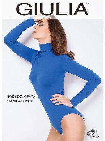 Боди Body Dolcevita Manica Lunga Giulia