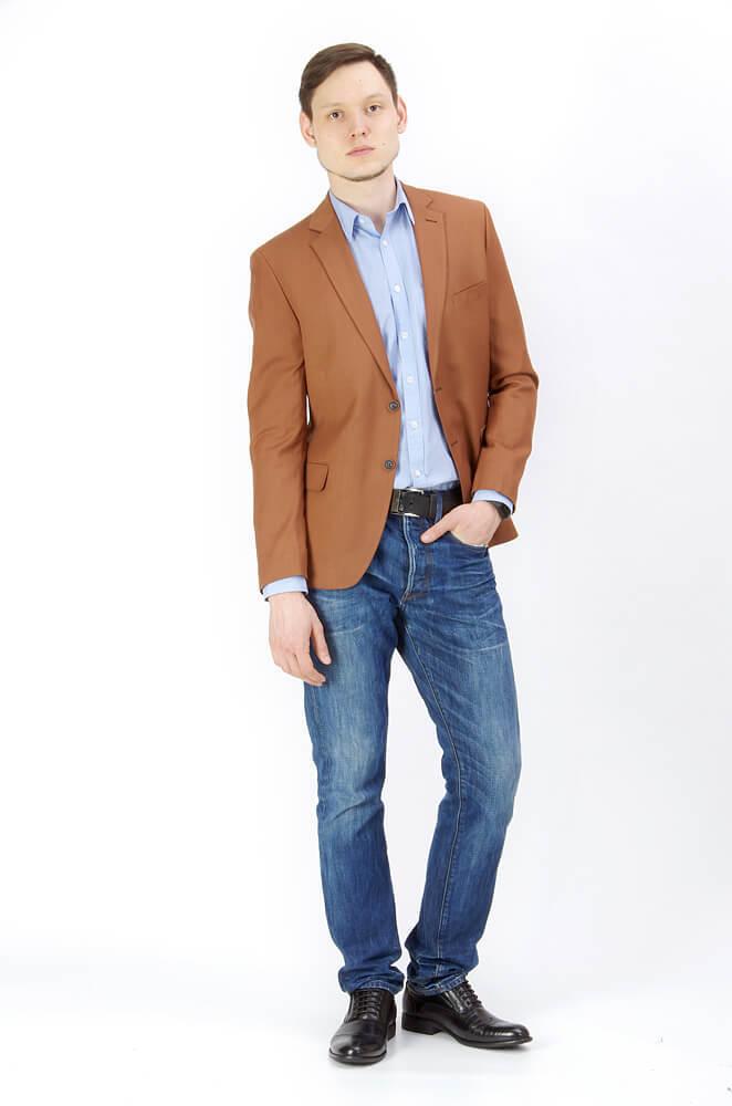 Пиджаки Slim fit JOHN SAINT / Пиджак slim fit IMGP9477.jpg
