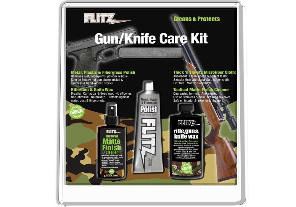 Flitz Набор для ухода за оружием и ножами KG41501 Gun Kit - фотография