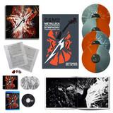 Metallica / S&M2 (Limited Edition Box Set)(Coloured Vinyl)(4LP+2CD+Blu-ray)