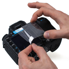 Набор защитных пленок JJC 2в1 для Canon 70D
