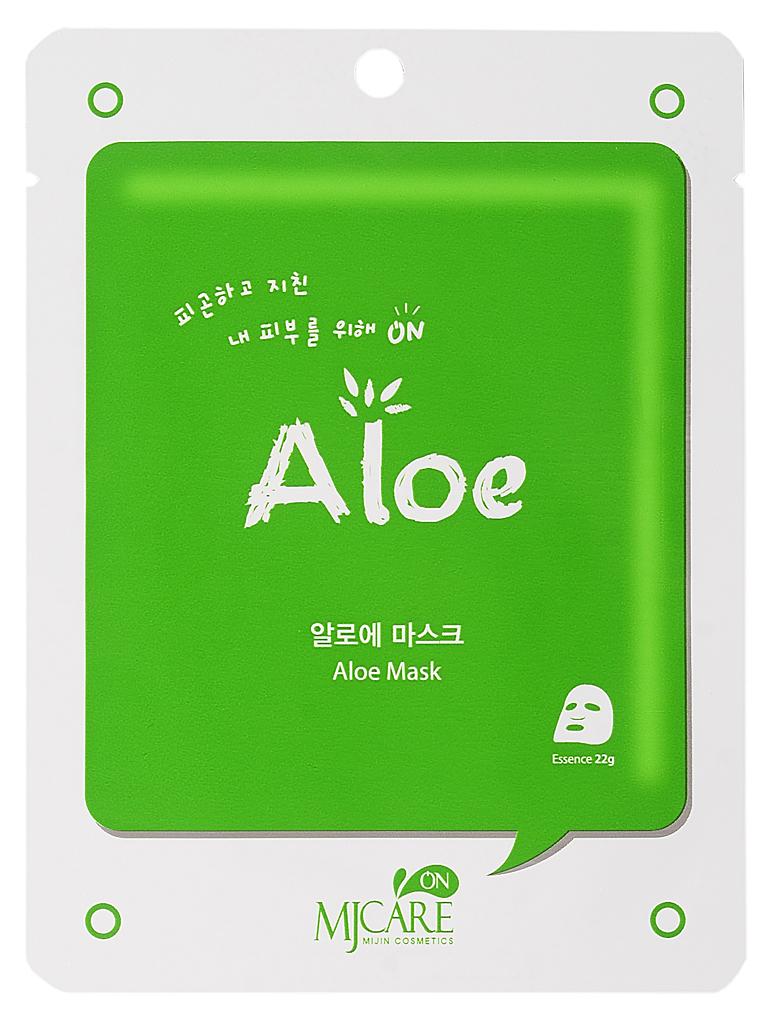 Тканевые Маска тканевая для лица с алое on Aloe mask pack МЖ69.jpg