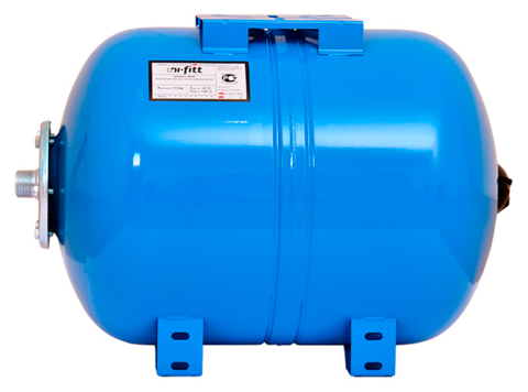 Гидроаккуммулятор Uni-Fitt 50 горизонтальный WAO50-U