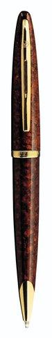 Шариковая ручка Waterman Carene, цвет: Amber, стержень: Mblue123