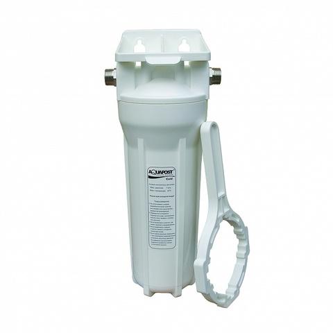 Магистральный фильтр Aquapost Gold 1/2 для холодной воды