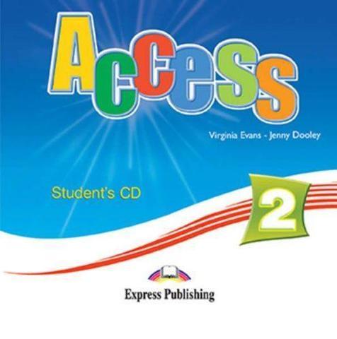Access 2. Pupil's CD. Elementary. Аудио CD для работы дома.