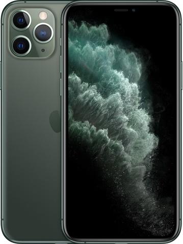 Apple iPhone 11 Pro Max 512GB (Темно-зеленый)
