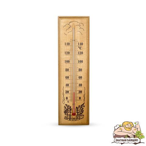 Термометр для сауны и бани, тип 1