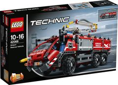 Lego Technic Автомобиль спасательной службы 42068