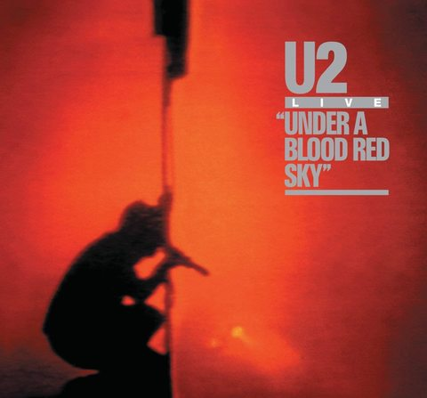 Виниловая пластинка. U2 – Live