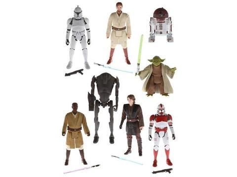 Star Wars Saga Legends 2013 Series 02