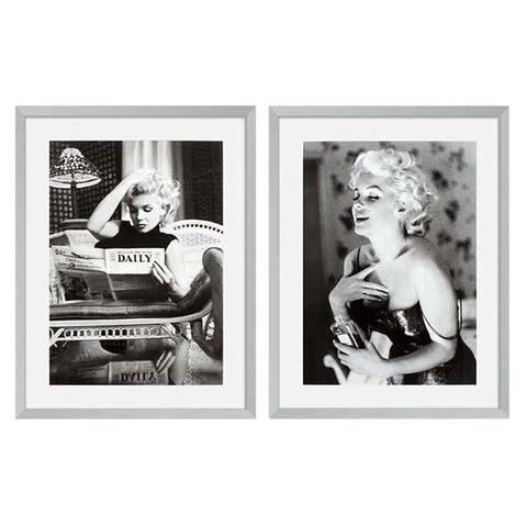 Постер Marilyn Monroe ( 2шт.)