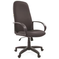 Кресло VT_CH279 ткань черно-серая