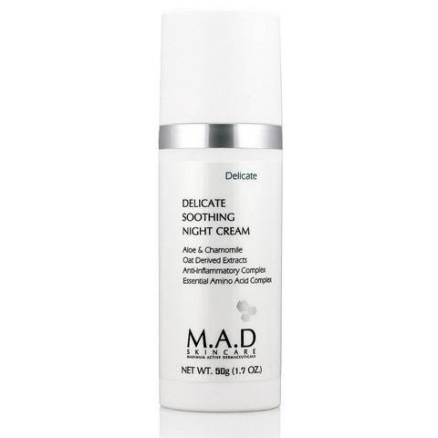 Крем омолаживающий питательный ночной M.A.D Skincare Anti-Aging Transforming Nourishing Night Cream, 50 гр