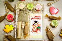 Подарочный набор ко дню Учителя №2