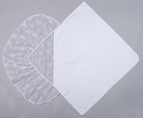 Одеяло-конверт с кокосовой вставкой