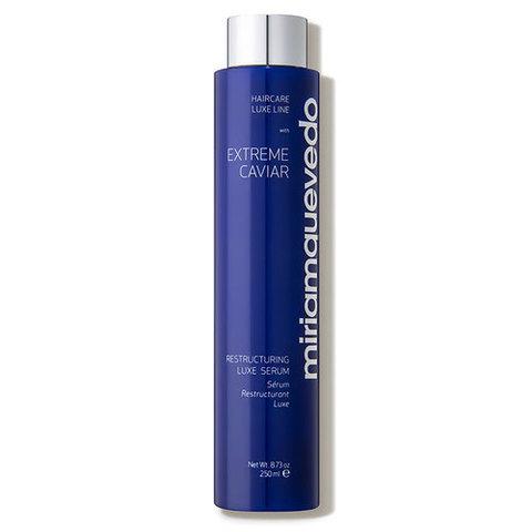 Восстанавливающая сыворотка-люкс для волос с экстрактом черной икры